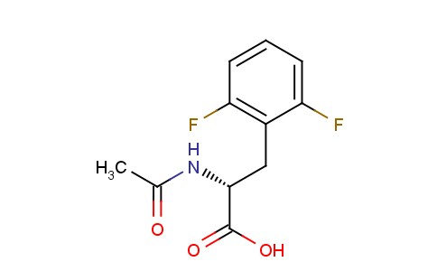 N-Acetyl-3-(2,6-difluorophenyl)-D-alanine