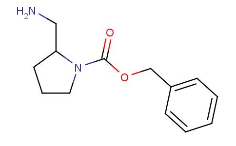 Benzyl 2-(aminomethyl)pyrrolidine-1-carboxylate