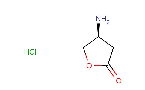 (4S)-4-aminooxolan-2-one hydrochloride